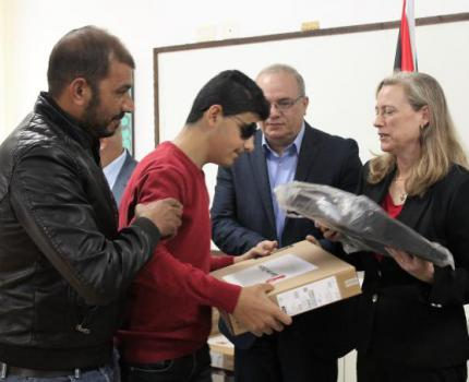 Protecting Rights of Vulnerable Children: Save the Children Signs MoU with Palestinian Ministry
